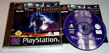 The Mission (Sony PlayStation 1, 2000) cooles PS1 Spiel