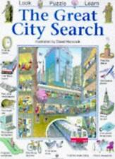 The Great City Search (Great Searches (EDC Paperback)) by Heywood, Rosie