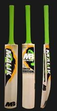 "MB Malik""LIMITED EDITION"" Cricket Bat,English Willow NEW ARRIVAL 2018"