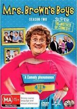 MRS BROWN'S BOYS SEASON 2 TWO New 2 Dvd BRENDAN O'CARROLL ***
