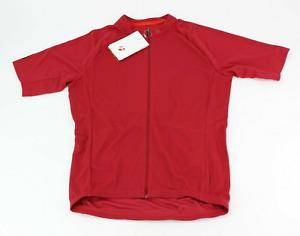 Trek / Bontrager Men's Solstice Jersey Red Size XS