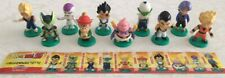 RARE Complete Set 10 Mini Figure DRAGONBALL Z Original Games Sweet Preziosi