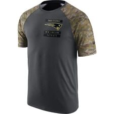 NEW ENGLAND PATRIOTS 2016 NIKE DRI FIT SALUTE TO SERVICE MENS SHIRT 2XL