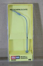 BRAWA 5020 HO GAUGE MODELL LEUCHTE STREET LAMP LIGHT POST MINT BOXED ne