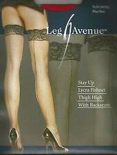 Leg Avenue Nylon No Seamed Stockings & Hold-Ups for Women