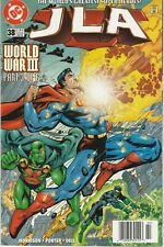 JLA #38 NM- 9.2 DC Comics Justice League Batman Superman World War III Pt.3 2000