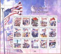 Marshall Inseln 2014 Flaggen Flags Stars and Stripes Raumfahrt Geschichte MNH