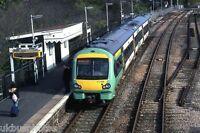 Southern Trains 171729 Rye 2005 Rail Photo