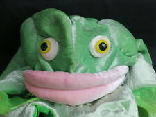 BABYSTYLE TROPICAL FISH GREEN PINK INFANT COSTUME HALLOWEEN PLUSH STUFFED TOY
