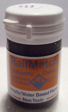 RailMatch 2428 - Worn Tarmac - General Colour - Acrylic Paint - 18ml Pot