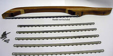 """Bow Bread Knife Blades 100 pack with 200 screws - 10 5/8"""" Long Stainless Steel"""