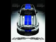 """MUSTANG DECAL,46"""" FORD MUSTANG WINDSHIELD DECAL,STICKER,COBRA MUSTANG,GT,ROUSH"""