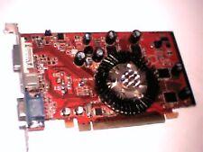 ATI X600 PRO 256M DDR2 PCI-E VGA/TVO/DVI-I Video Card