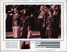 PRESIDENT JOHN F. KENNEDY/JFK Funeral Original 1964 Documentary Poster LBJ