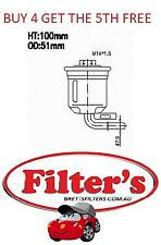 FUEL FILTER FOR TOYOTA CAMRY 6CYL 3.0L PET MCV20R 1MZ-FE ENG 2000-2002