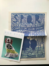 Rob Ryan artist Signed newspaper special edition