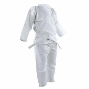 Divisa Karate Gym Power 100% Cotone Karategi Kimono Adulto Uomo Bambino o Judo