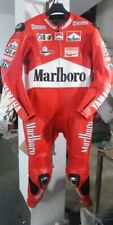 "Marlboro ""YAMAHA"" Motorcycle Armour Protection Motorbike Racing Leather Suit"