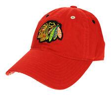 Reebok NHL Women's Chicago Blackhawks Sweater Slouch Hat, OSFM