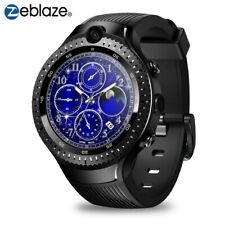 Zeblaze THOR 4 Dual Smart Watch 4G Quad Core 16GB 400*400 5.0MP Camera GPS X5E9