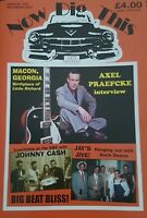 NOW DIG THIS Magazine Issue 453 Johnny Cash, Sid King, 1950s, rock 'n' roll
