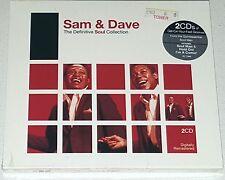 SAM & DAVE SEALED 2 CD Soul R&B Atlantic Rhino Funk Stax cadet james brown lp 45