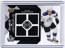 08-09 2008-09 BLACK DIAMOND ANZE KOPITAR QUAD JERSEY BDJ-AK LOS ANGELESE KINGS