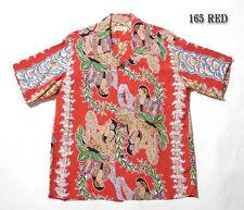LIMITED EDITION 2015 Reproduction Rayon Hawaiian Aloha Shirt by Sun Surf Japan