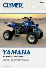 Yamaha Banshee 87-06 Workshop Manual
