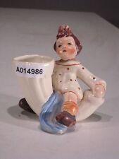 +# A014986 Goebel Archiv Muster Cortendorf Vase Mädchen auf Füllhorn