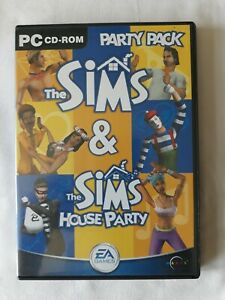 The Sims Party Pack PC Game By EA FREE SHIPPING