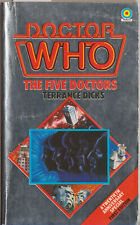 Doctor Who - The Five Doctors. RARE 1st Target Books edition. Superb story!