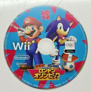 Nintendo Mario & Sonic London Olympic Games (Wii)