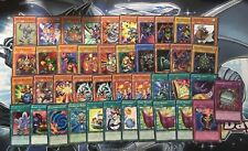 YuGiOh Complete TOON DECK MAXIMILLION PEGAS **Satisfaction Guaranteed** + Bonus!