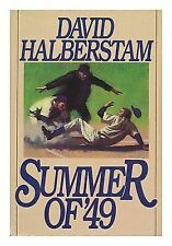 SUMMER OF '49 HARDCOVER BY DAVID HALBERSTAM