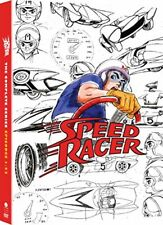 Speed Racer Complete Series Box Set Anime TV Episodes 1-52 DVD SET 6-DISC NEW