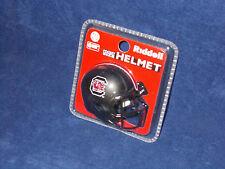 """South Carolina Black NEW NCAA SPEED Football Riddell 2""""x2.5"""" Pocket Pro Helmet"""