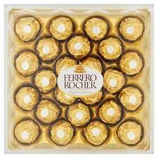 FERRERO ROCHER 24 PIECES 300g CHOCOLATES BOX THANK YOU PRESENT GIFT 3044