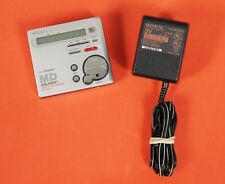 Sony Md Walkman Digital Recording Mini Disc Player Mz-R70