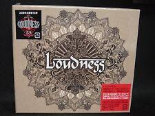 LOUDNESS Buddha Rock 1997-1999 JAPAN 3CD + DVD 35th Anniversary Limited Edition