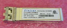 Finisar 10Gb/s 10GBase-SR 10GE SFP+ SR FTLX8571D3BCL 850nm Transceiver Module
