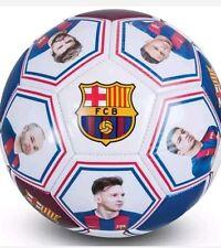 Fc Barcelona Photo Signature Football Signed Style Ball Size 5