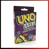 UNO Flip Card Games Family & Friends Playing Card Game - USA Free Shipping