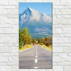 Picture Tempered Glass Print 50x100 Hill Krivan in High Tatras mountains Slovaki