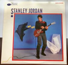 "STANLEY JORDAN ""Magic Touch"" Original 1985~BLUE NOTE BT85101 NM vinyl"