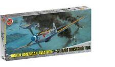 Chasseur US. NORTH AMERICAN MUSTANG P-51K - Kit AIRFIX 1/24 n° 14003