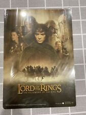 lord of the rings Plastic Board 2002, Extremely Rare