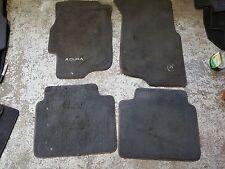 96-00 Honda Civic Acura EL dark gray floor mat,ek9,ek4,ej1,ej6,em1,domani,sir,si