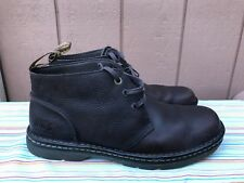 EUC Dr Martens Industrial Sussex Men's Brown Leather Chukka Boots Size US 13 M