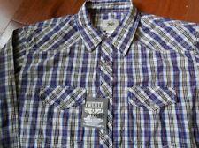 WRANGLER TWENTY X Mens Western Shirt XXL $40 NEW NWT!! AWESOME COLORS!!! RODEO!!